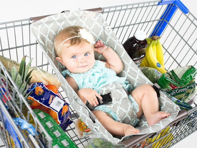 How To Attach Car Seat To Shopping Cart
