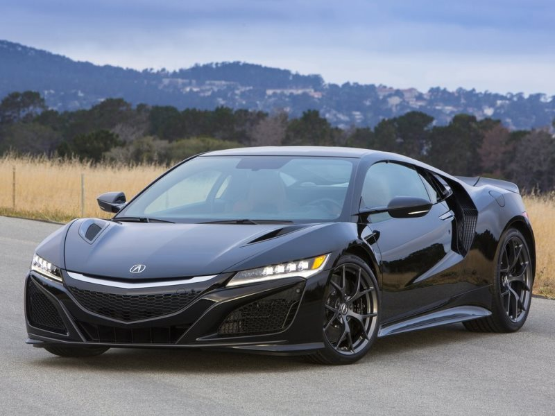 10 Mid Engine Sports Cars For 2016