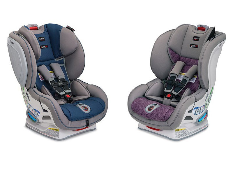 5-Star Rated Car Seats by NHTSA