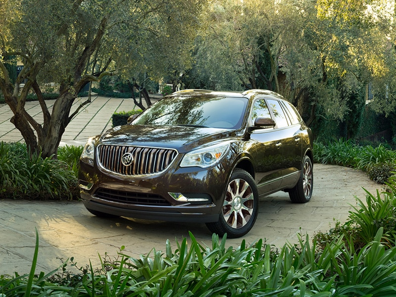 2016 Buick Enclave Road Test and Review