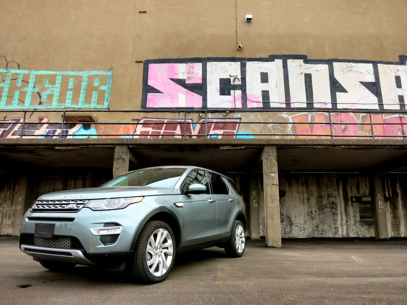 2015 Land Rover Discovery Sport Road Test and Review