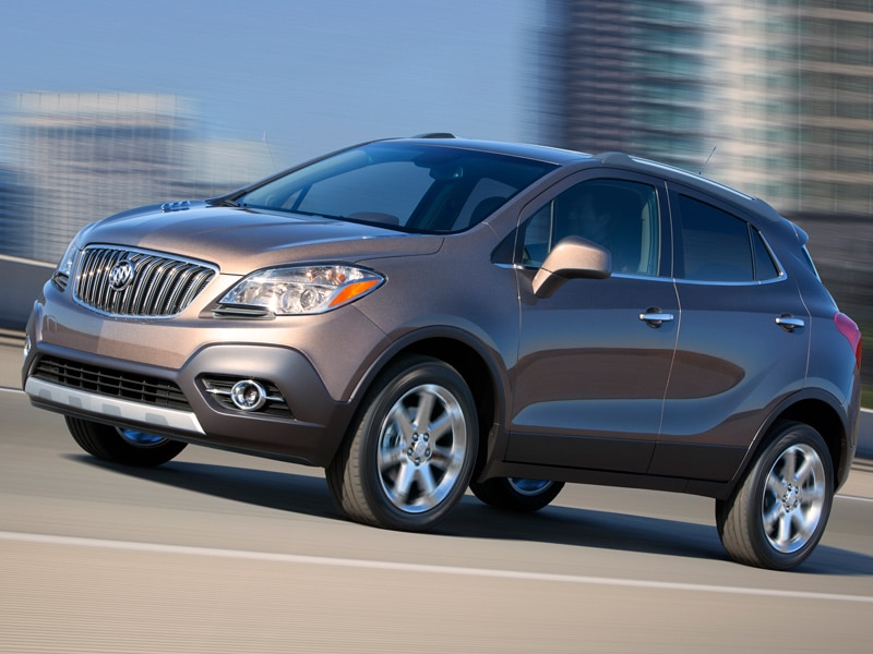 2016 buick encore quick spin review. Black Bedroom Furniture Sets. Home Design Ideas