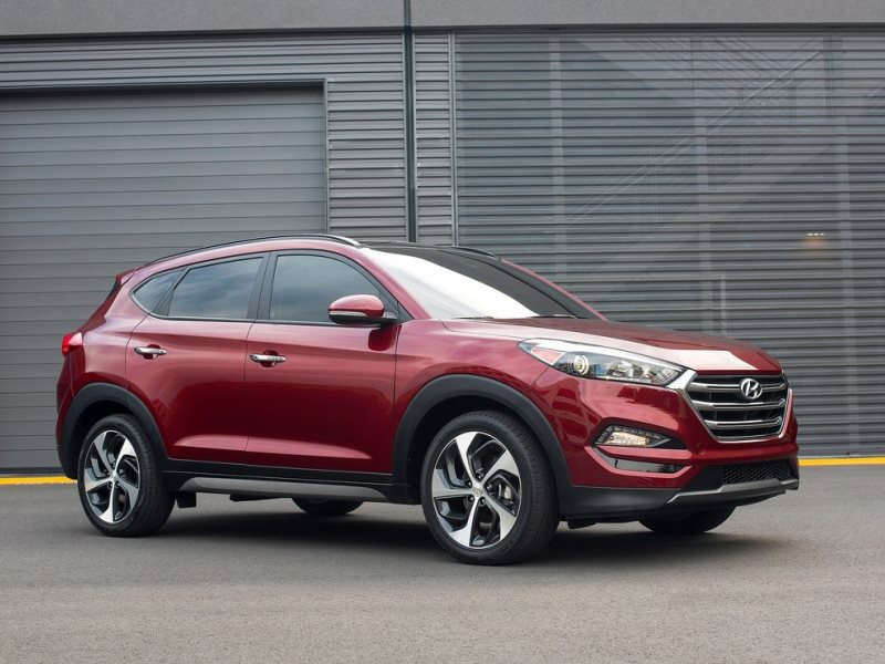 10 Things You Need To Know About The 2016 Hyundai Tucson
