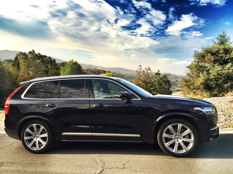 10 Non-Volvo-Like Features in the 2016 Volvo XC90