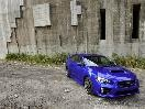 2016 Subaru WRX STI front 3/4