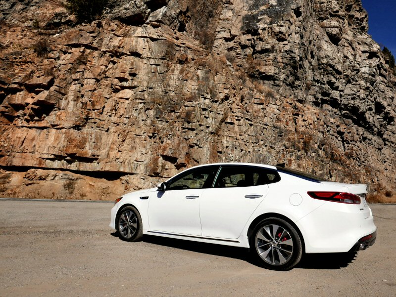 Perfect 2016 Kia Optima First Drive And Review  Autobytelcom