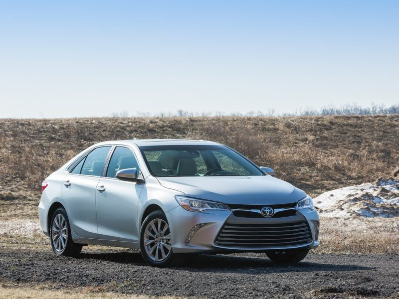 2016 Toyota Camry: New Car Review