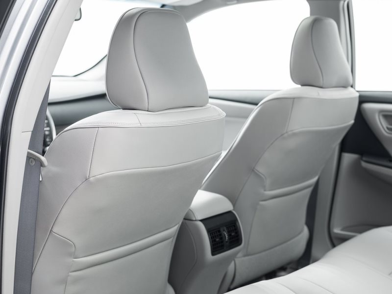 2016 Toyota Camry Seat Covers