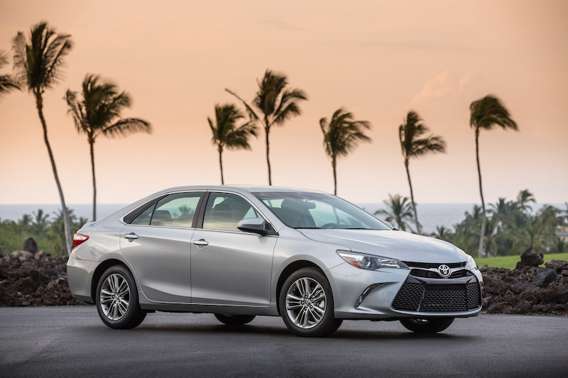 The Unique Appeal of The Toyota Camry