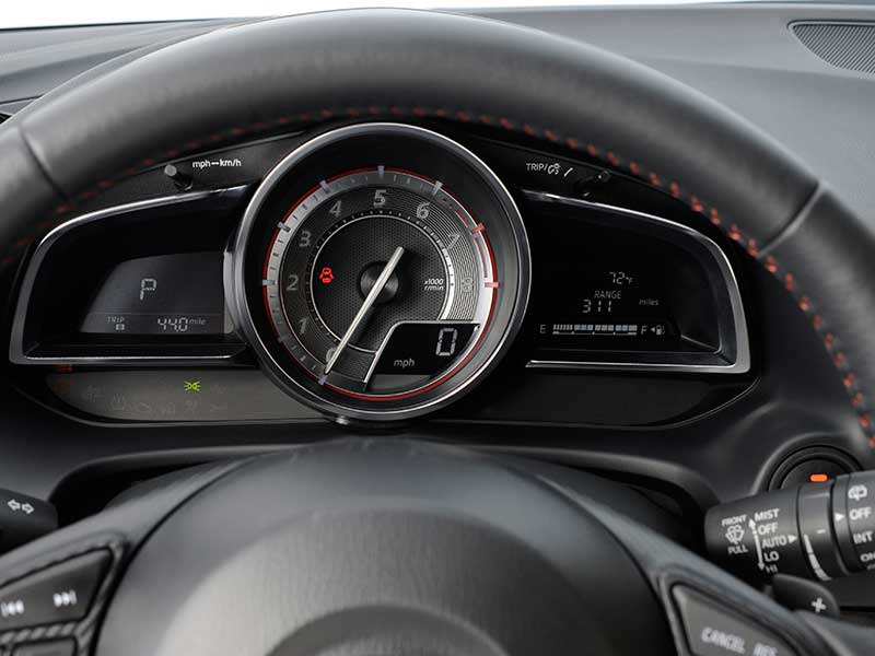 Top 10 Most Awesome Features in the 2016 Mazda3's Interior ...
