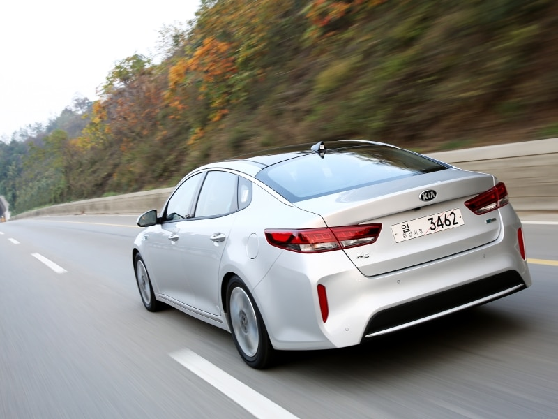 Original 2016 Kia Optima Hybrid And Optima PHEV First Drive And Review