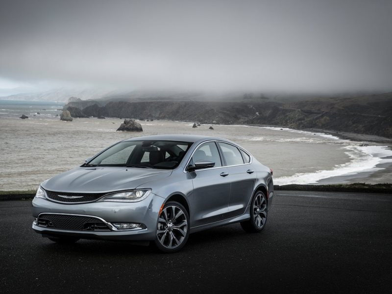 2016 chrysler 200 road test review. Black Bedroom Furniture Sets. Home Design Ideas