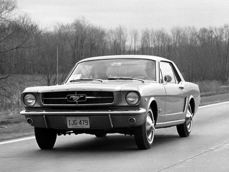 Ford Mustang Through the Years: Highlights and Lowlights