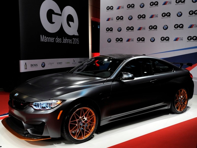 12 Enthusiast Dream Cars at the 2015 LA Auto Show  Autobytelcom