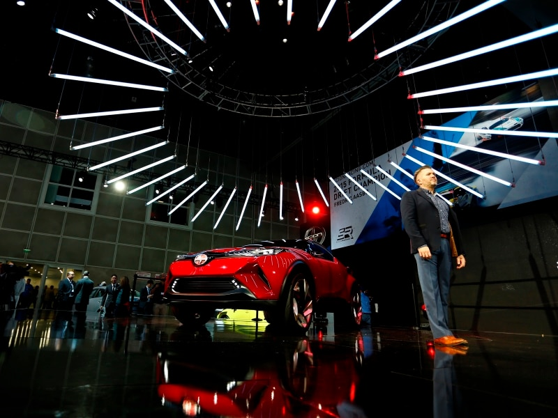 Must See Vehicles at the 2015 LA Auto Show