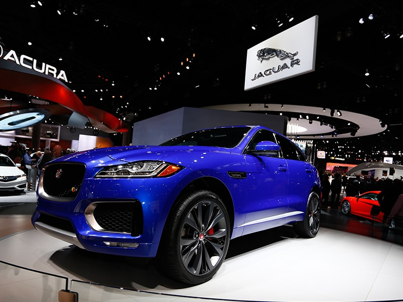Must-See SUVs and Crossovers at the 2015 LA Auto Show
