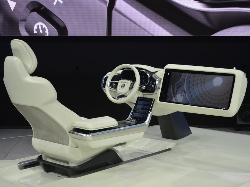 10 Great Car Technologies at the 2015 LA Auto Show