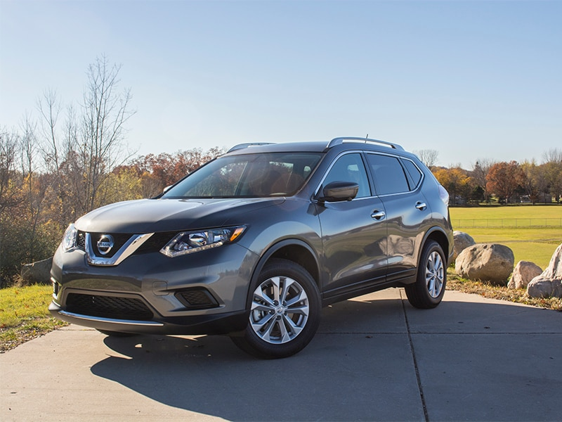 Nissan Rogue: Small in Size but Big in Features