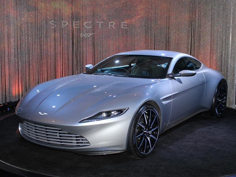 Eye Candy at the 2015 LA Auto Show