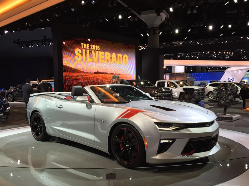 10 Best Modern Day American Muscle Cars
