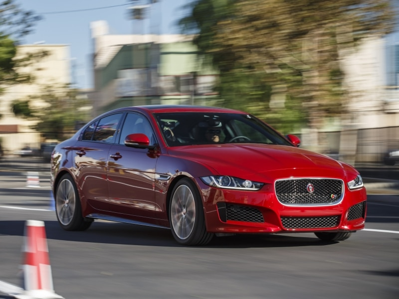 5 First Impressions After Driving the 2017 Jaguar XE