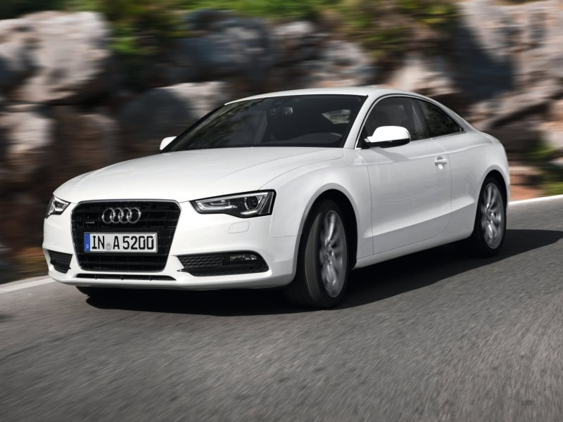 2016 audi a5 road test review. Black Bedroom Furniture Sets. Home Design Ideas