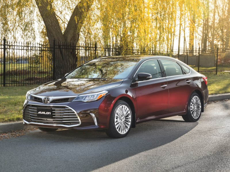 2016 Toyota Avalon First Drive And Review Autobytel Com