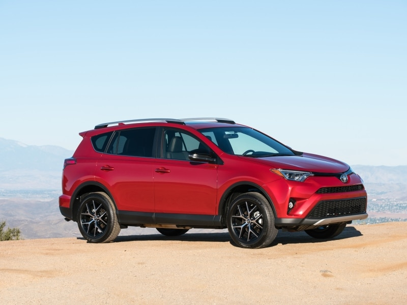 10 Things You Need to Know About the 2016 Toyota RAV4