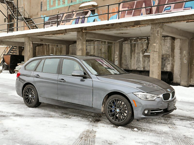 2016 bmw 3 series road test and review. Black Bedroom Furniture Sets. Home Design Ideas