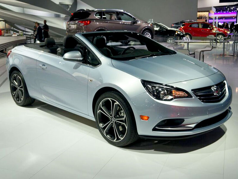 Must See Luxury Cars and Sedans at the 2016 Detroit Auto Show
