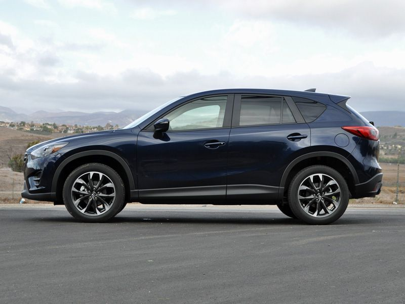 2016 mazda cx 5 road test and review. Black Bedroom Furniture Sets. Home Design Ideas