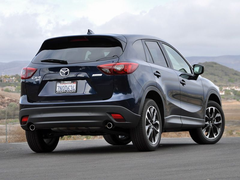 2016 Mazda CX5 Road Test and Review  Autobytelcom