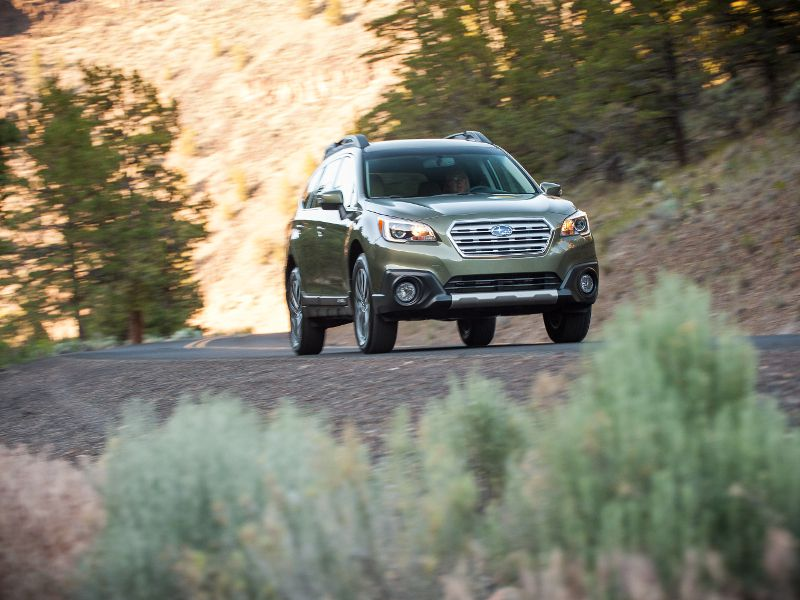 10 4X4 Crossovers that Perform Well Off-Road
