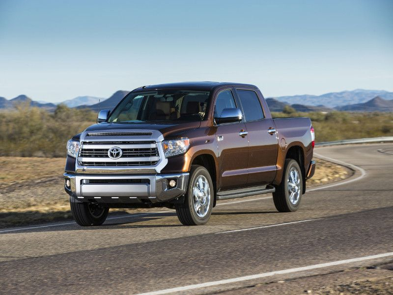 10 Highest Ground Clearance Trucks Autobytel Com