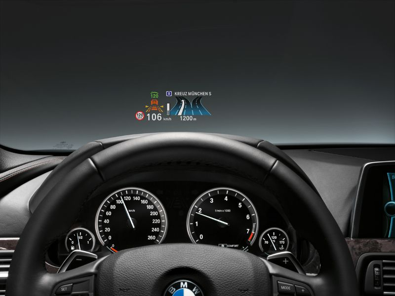 10 New Cars With Head Up Displays Autobytel Com