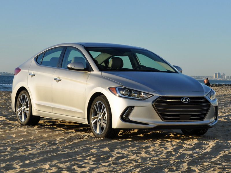 ABTL 2017 Hyundai Elantra Limited Front Quarter Right