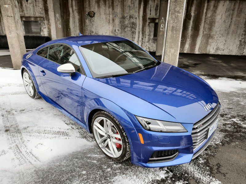 2016 Audi TTS Road Test and Review
