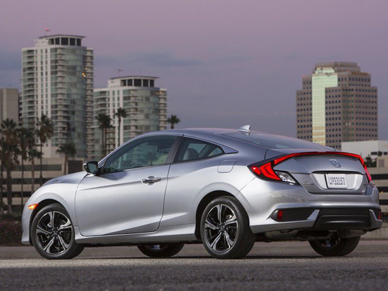2016 honda civic coupe first drive review for Reddit honda civic