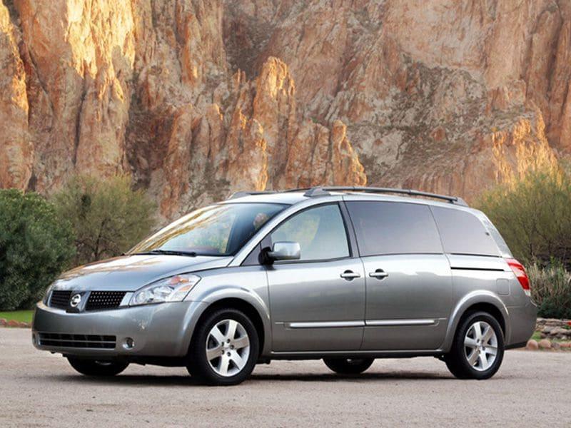 Best used minivan deals