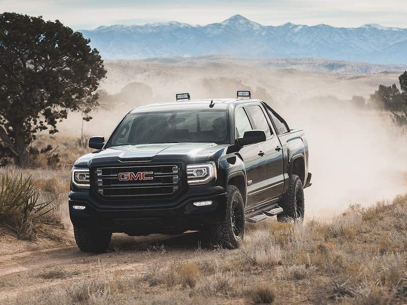 2016 Gmc Canyon Diesel Price - 10 Best Off-Road Pickup Trucks for Leaving the Pavement ...