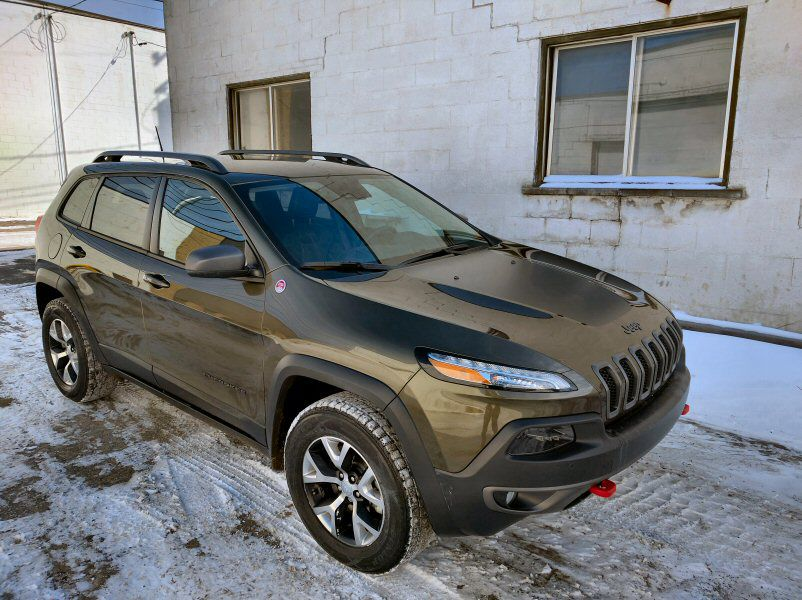 2016 Jeep Cherokee Road Test and Review