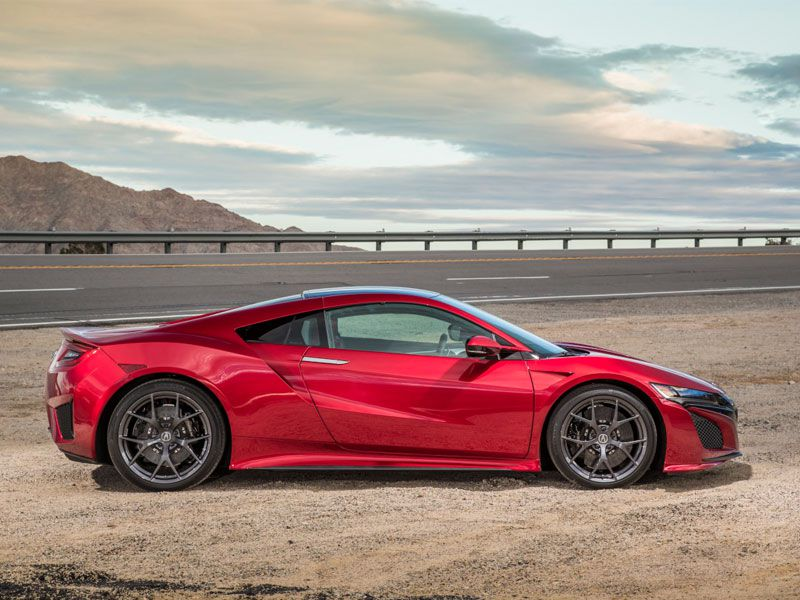 10 Things that Make the 2017 Acura NSX a Supercar