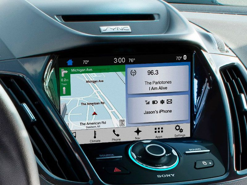 ford apple carplay sync 3 features youtube. Black Bedroom Furniture Sets. Home Design Ideas