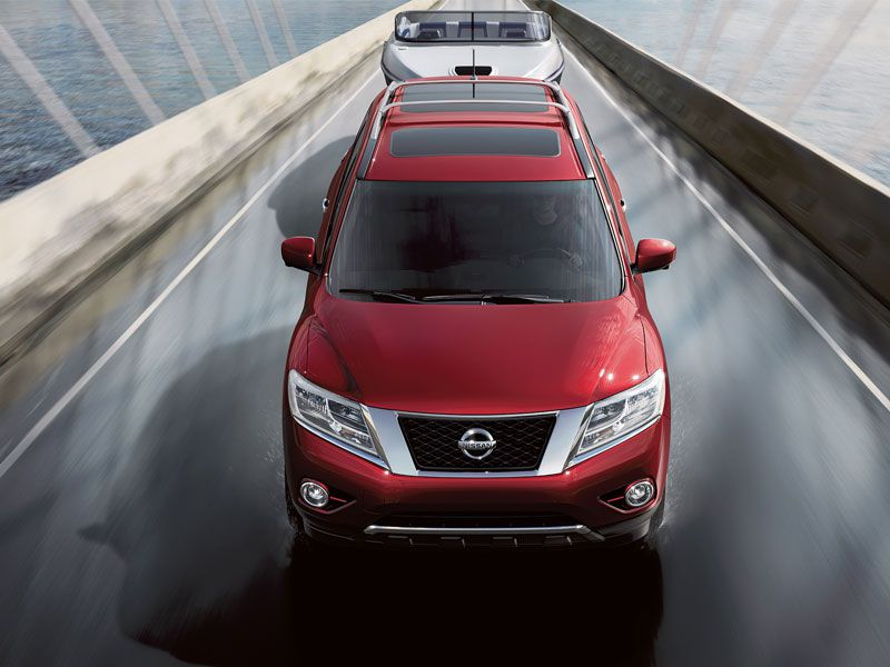 2016 Nissan Pathfinder SL Road Test and Review