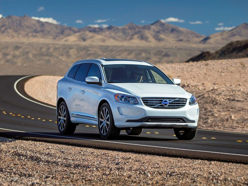 10 SUVs with 5-Star Safety Ratings