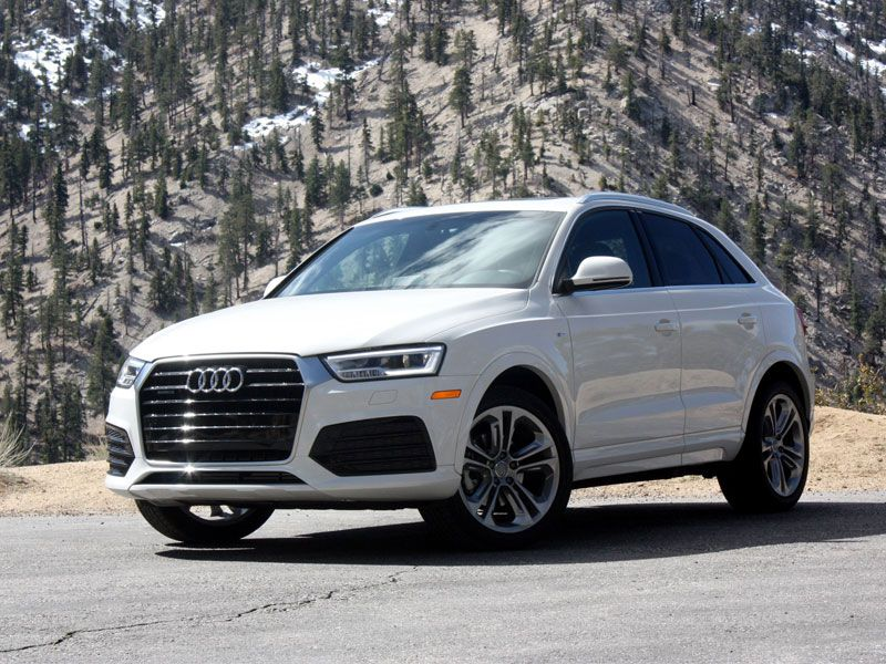 2016 audi q3 road test and review autobytel com