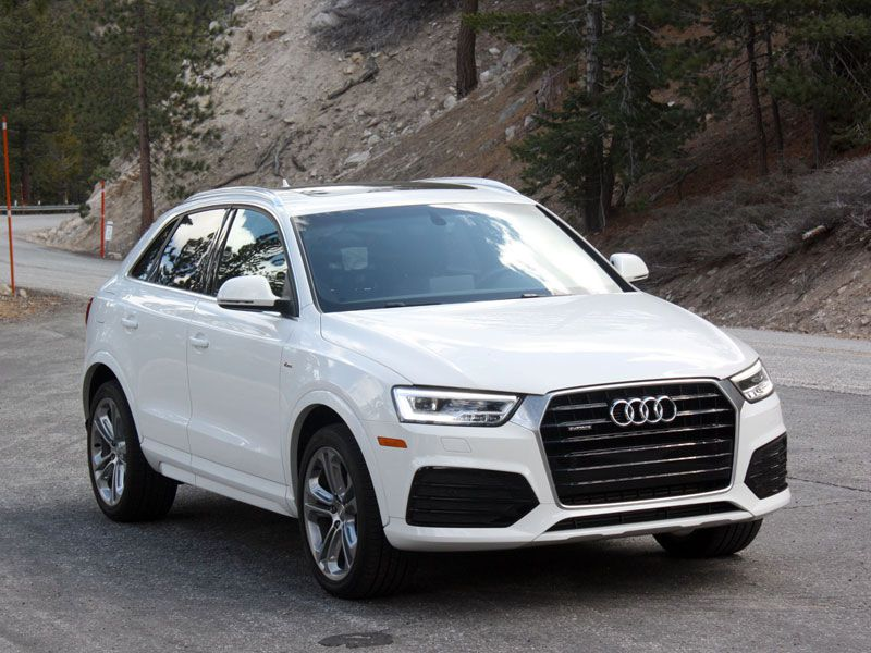 2016 audi q3 road test and review. Black Bedroom Furniture Sets. Home Design Ideas