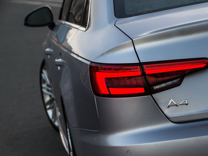 2017 audi a4 road test amp review autobytel