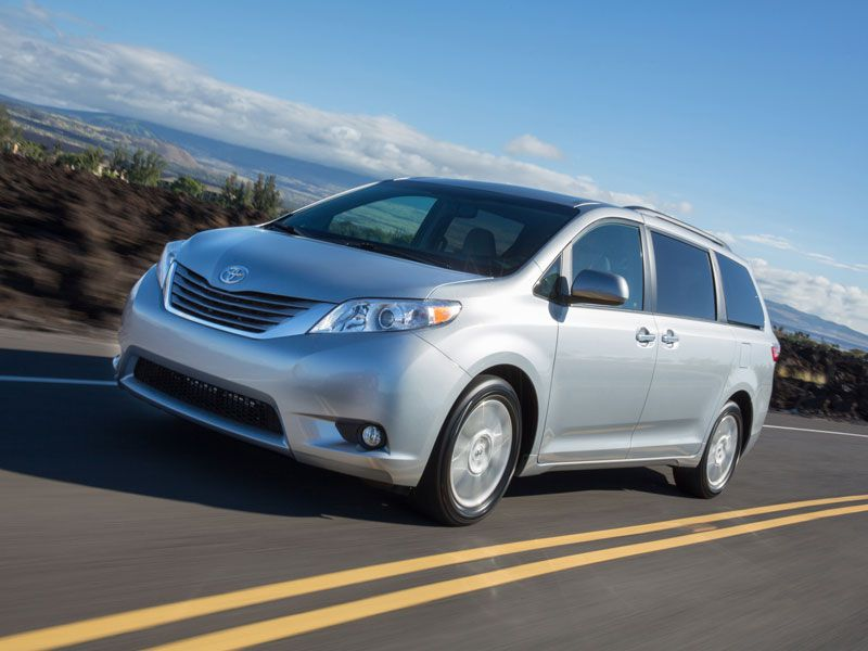 The 5 Best Family Vans And Why Autobytel Com