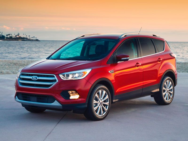 2017 Ford Escape Road Test and Review with Video
